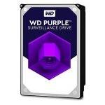 WD 3.5, 2TB, SATA3, Purple Surveillance Hard Drive, 5400RPM, 64M